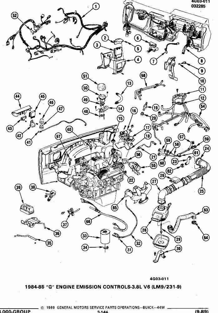 servicing gm s 3800 v6 engines  diagram  auto wiring diagram