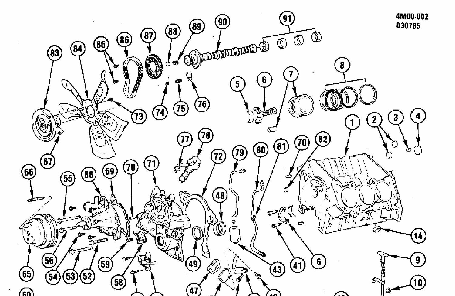 Gm 3400 V6 Engine Diagram on 2000 Buick Lesabre 3800 Engine Diagram
